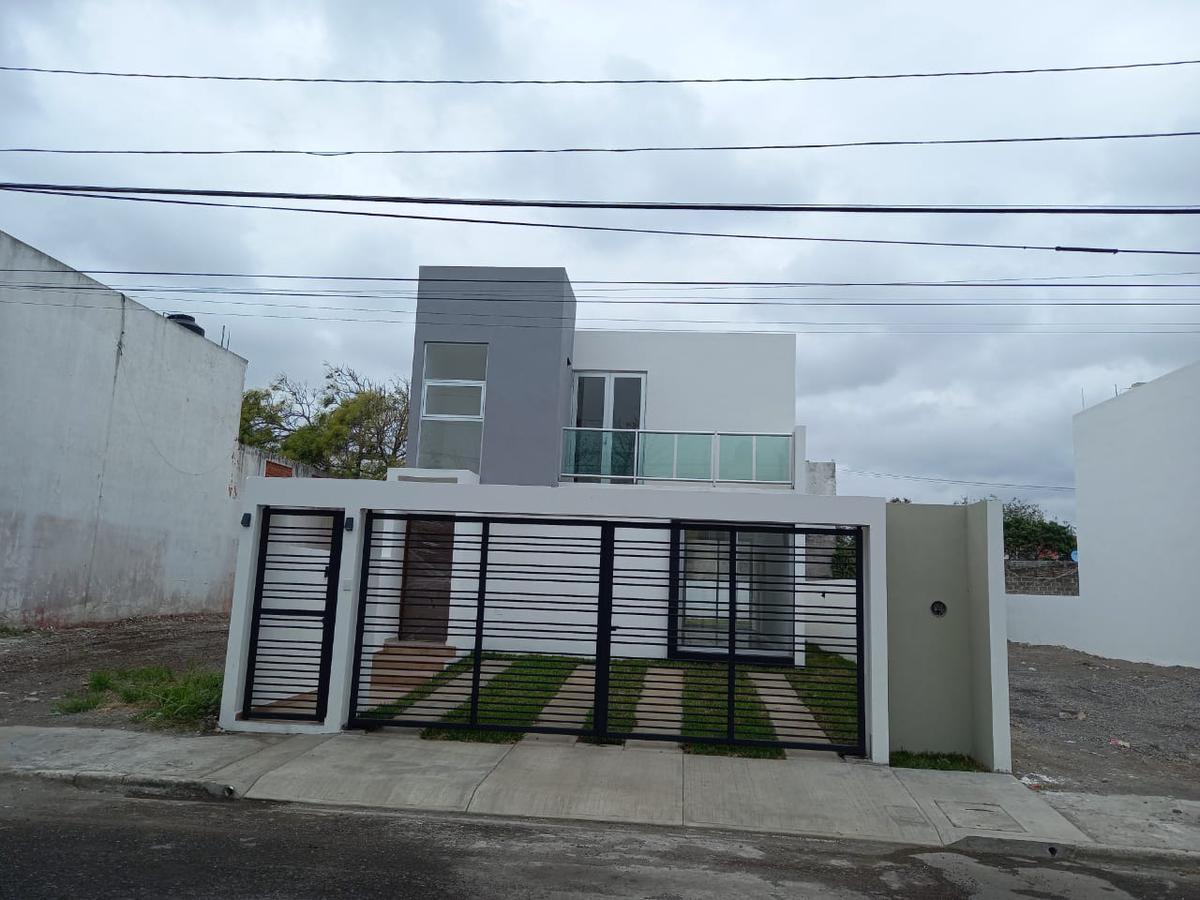 Foto Casa en Venta en  Fraccionamiento Floresta,  Veracruz  CASA PARA ESTRENAR EN VENTA FRACCIONAMIENTO FLORESTA VERACRUZ VERACRUZ