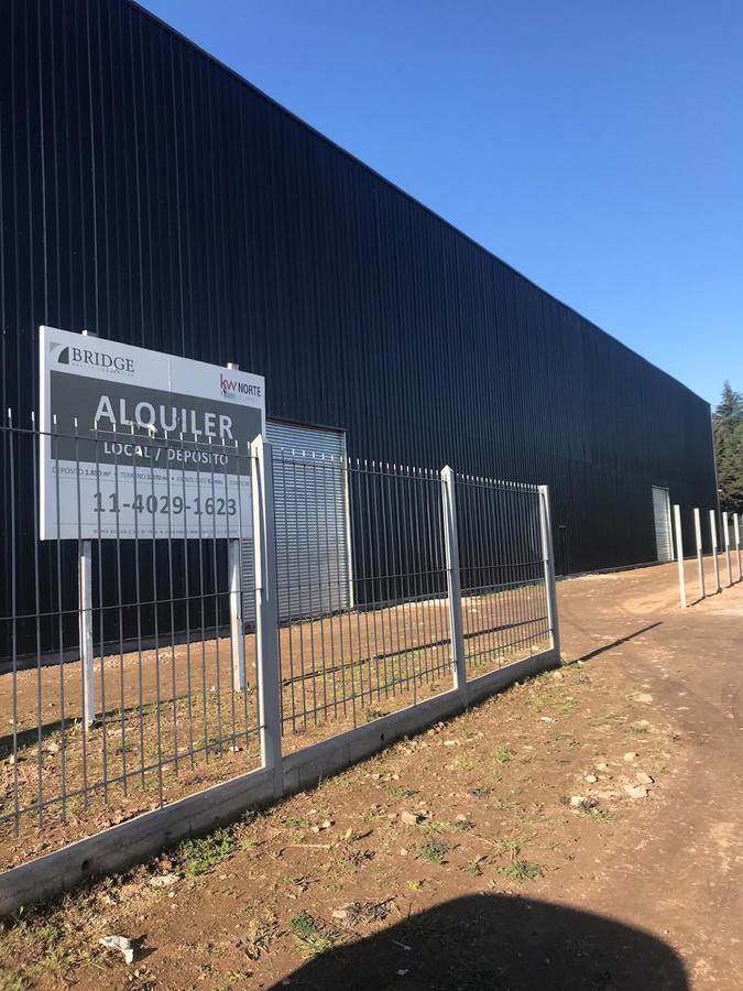 Foto Galpón en Alquiler en  Francisco Alvarez,  Moreno  Colectora Norte Acceso Oeste km. 43 al 100