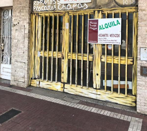 Foto Local en Alquiler en  Sarmiento,  Rosario  MARULL al 1000
