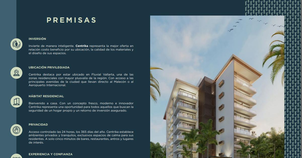 Foto Departamento en Venta |  en  Puerto Vallarta ,  Jalisco  NIVEL 8 UNIDAD 801