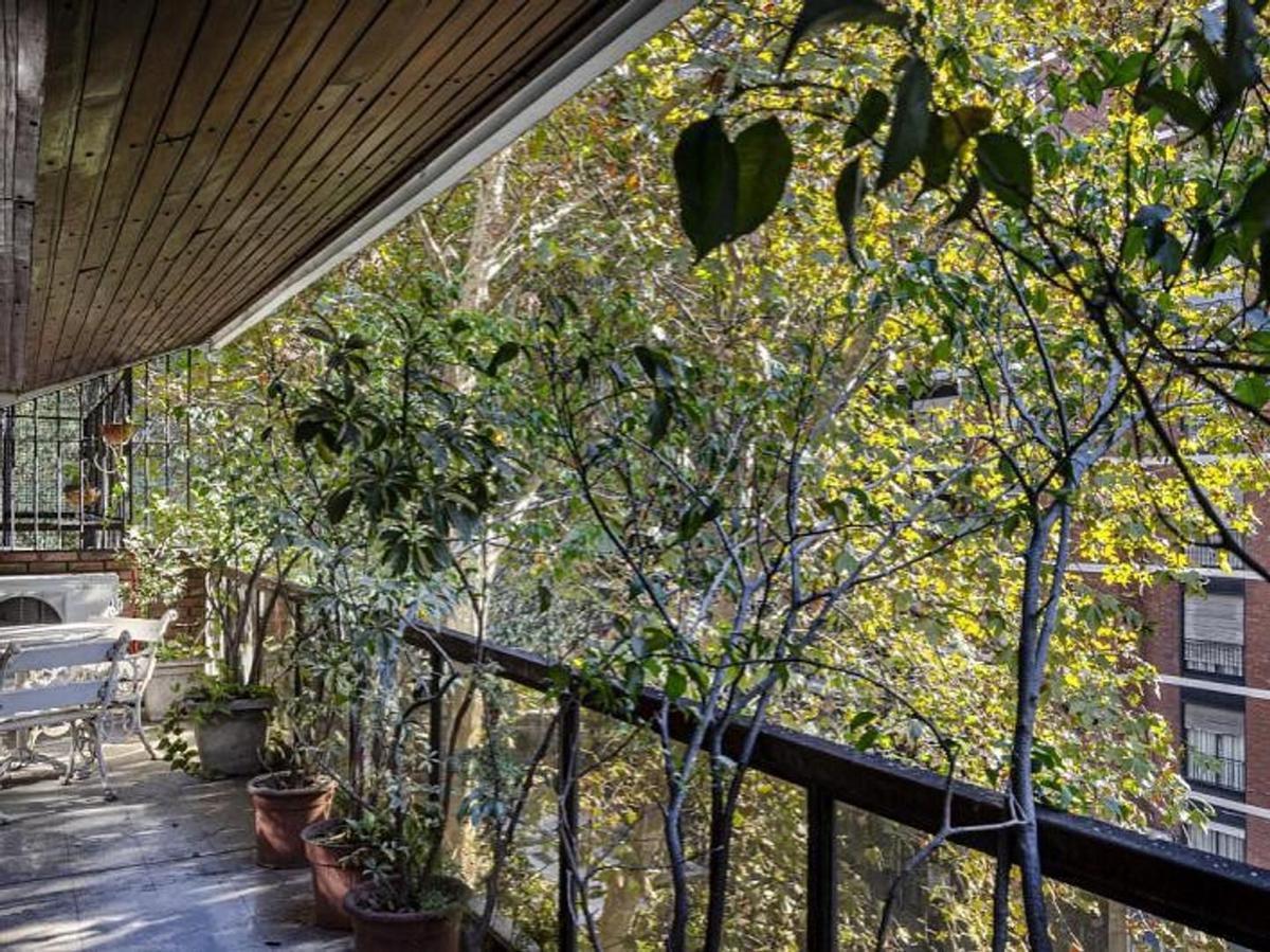 Foto Departamento en Venta en  Botanico,  Palermo  Av. SANTA FE al 3300