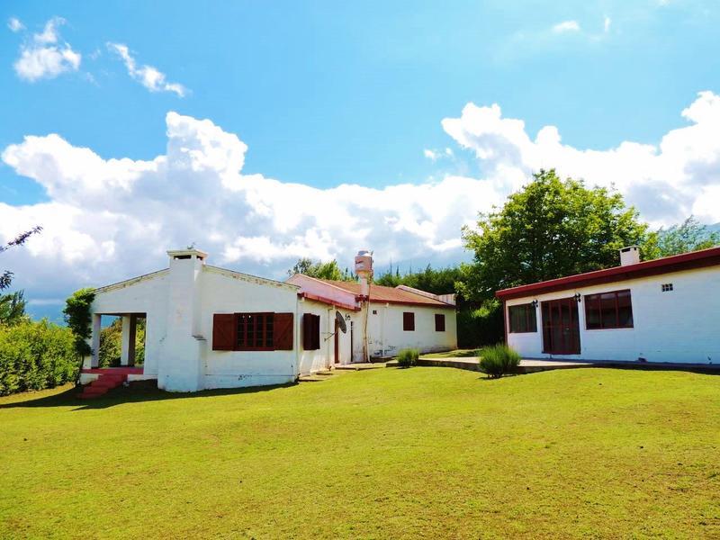 Foto Casa en Alquiler temporario en  Tafi Del Valle ,  Tucumán  Semana Santa en Tafí - Oferta Especial por días en el Churquí para 10 personas