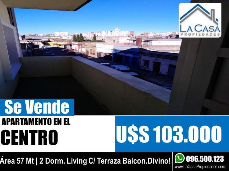 Foto Apartamento en Venta en  Centro,  Montevideo  VALPARAISO 1300