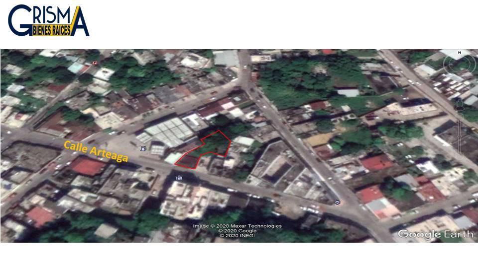 Foto Terreno en Venta en  Centro,  Tuxpan  TERRENO EN CENTRO DE TUXPAN ZONA COMERCIAL