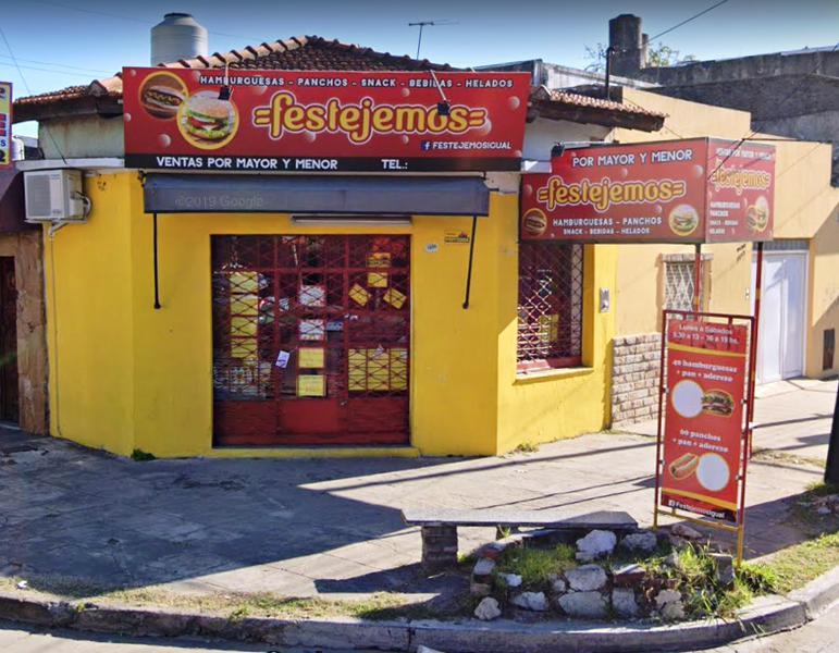 Foto Local en Alquiler en  Moron,  Moron  Cordoba al 1400