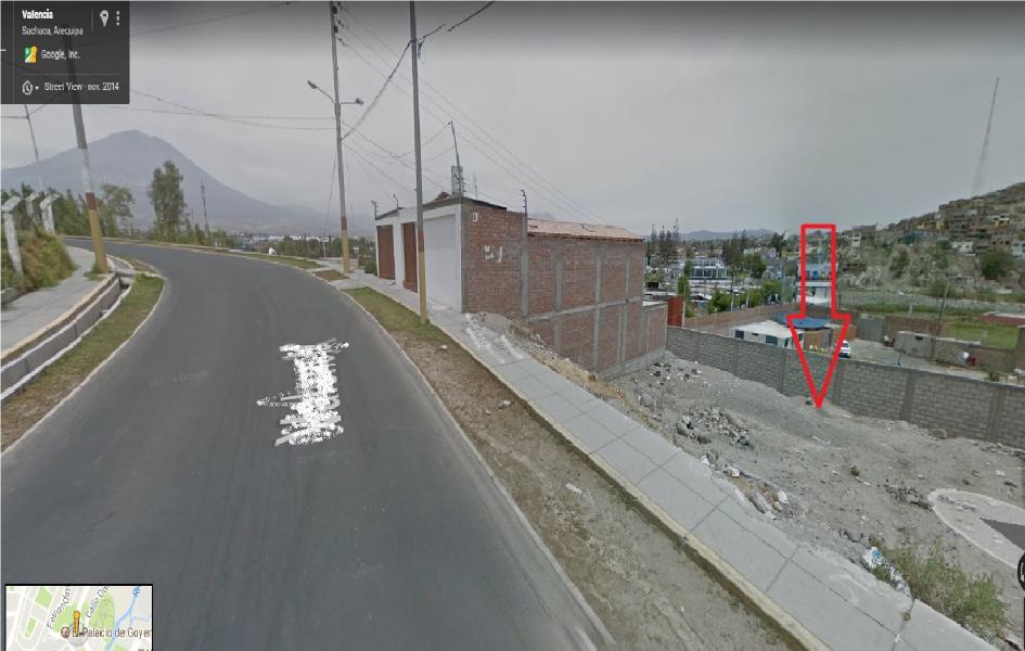Foto Terreno en Venta en  Sachaca,  Arequipa  SACHACA POR EL COLEGIO MAX UHLE SACHACA