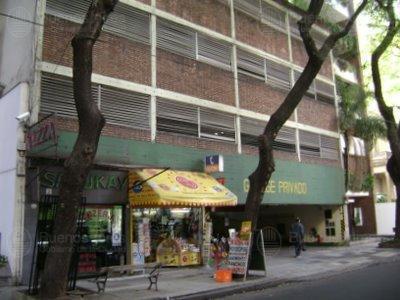 Foto Cochera en Venta en  Belgrano ,  Capital Federal  VIRREY DEL PINO al 2200
