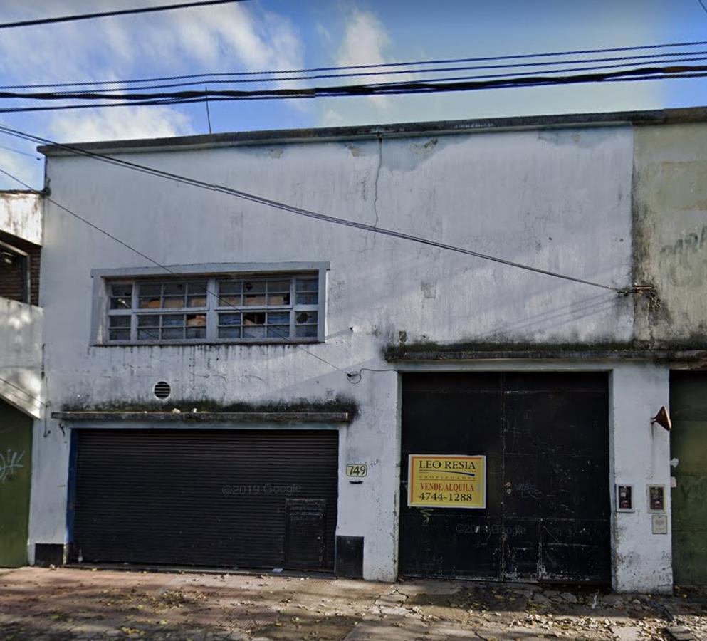 Foto Galpón en Alquiler en  San Fernando ,  G.B.A. Zona Norte  SOBREMONTE al 700