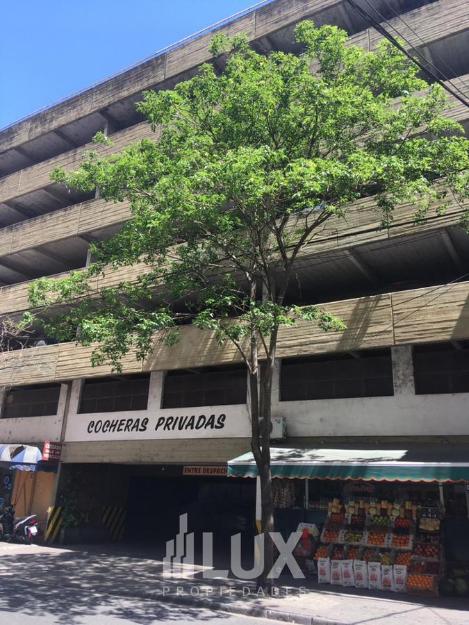 Cochera venta o alquiler Rioja 655 - Centro