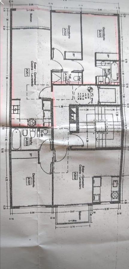 Foto Departamento en Venta en  Coghlan ,  Capital Federal  Roosevelt  * 3300 Depto. 3 Amb. C/ COCHERA.  Sup. Total 59 M² Por M² USD 2847