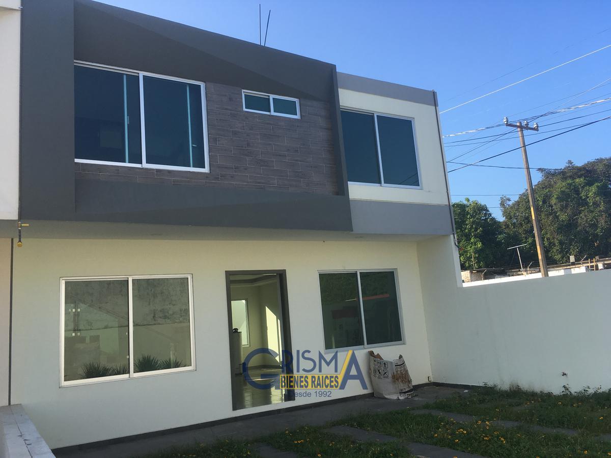 Foto Casa en Venta en  Congregacion Santiago de La Peña,  Tuxpan  CASAS NUEVAS EN SANTIAGO DE LA PEÑA