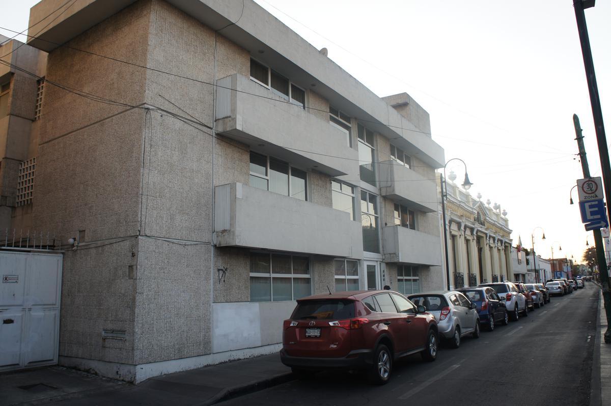 Foto Edificio Comercial en Venta en  La Merced  (Alameda),  Toluca  Edificio de Departamentos en venta Barrio la Merced, Toluca