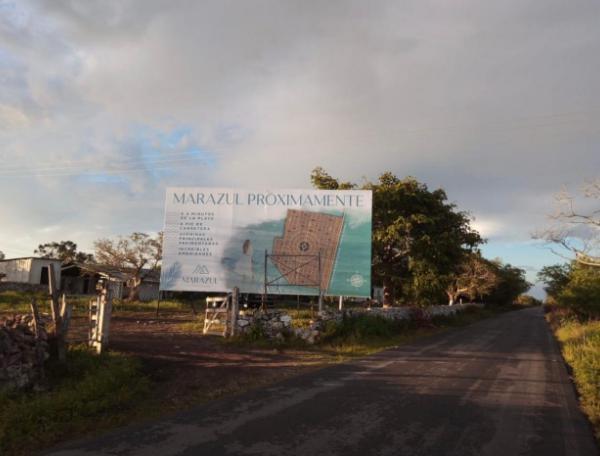Foto Terreno en Venta en  Pueblo Santa Clara,  Dzidzantún  MARAZUL- SANTA CLARA- TERRENOS DE INVERSION