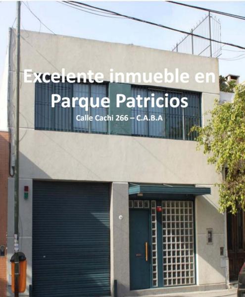 Foto Depósito en Alquiler en  Parque Patricios ,  Capital Federal  CACHI al 200