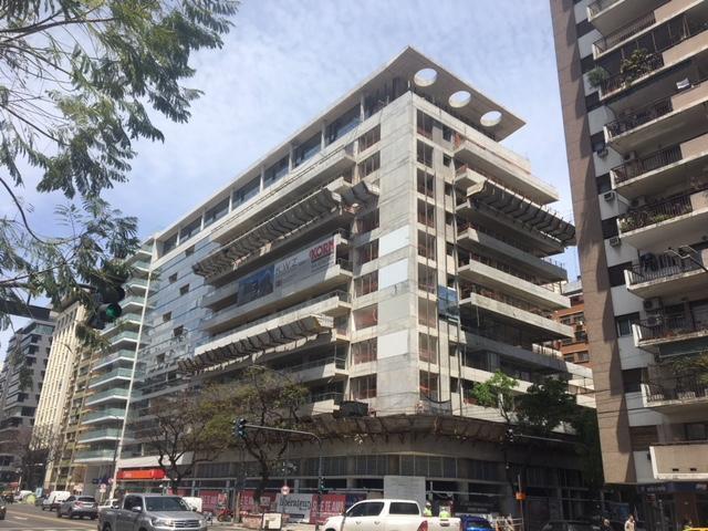 Foto Oficina en Alquiler en  Belgrano ,  Capital Federal  Sucre 1500 10º 07 esquina Avenida Libertador - Liberateur