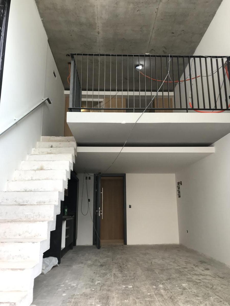 Foto Apartamento en Venta | Alquiler en  Punta Carretas ,  Montevideo  Loft duplex. Patio y parrillero