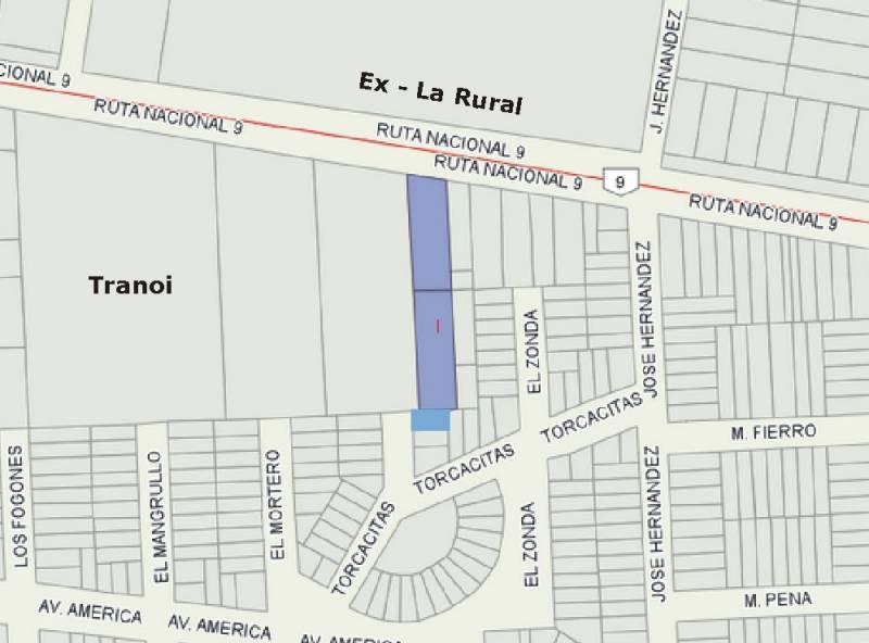 Foto Terreno en Alquiler en  Funes ,  Santa Fe  Ruta 9 - Cordoba al 4400