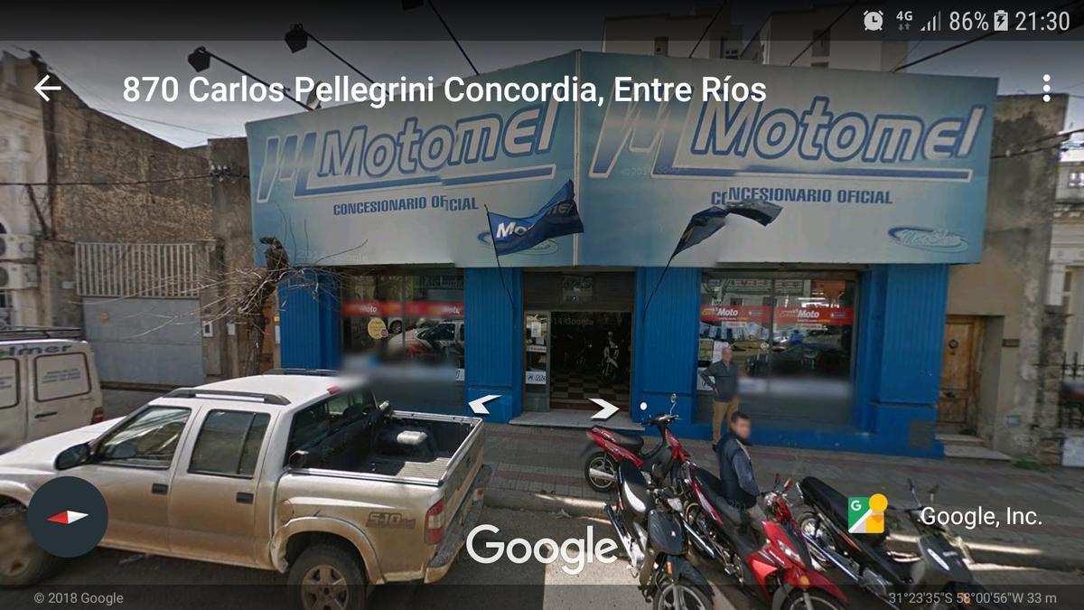 Foto Local en Venta en  Concordia,  Concordia  Pellegrini al 800