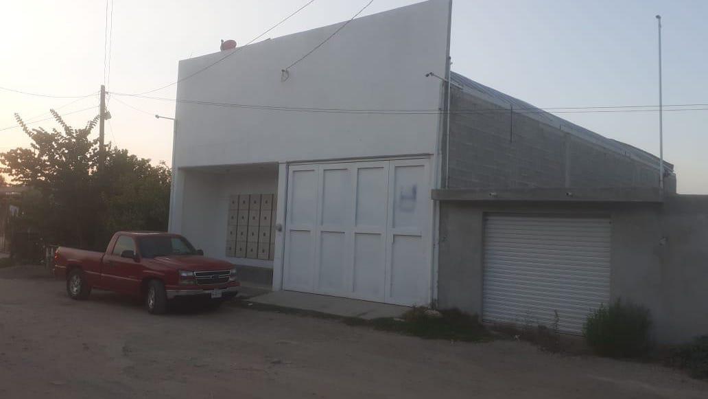Foto Bodega Industrial en Venta en  Las Flores,  San Luis Potosí  BODEGA EN VENTA EN COLONIA LAS FLORES, SAN LUIS POTOSI