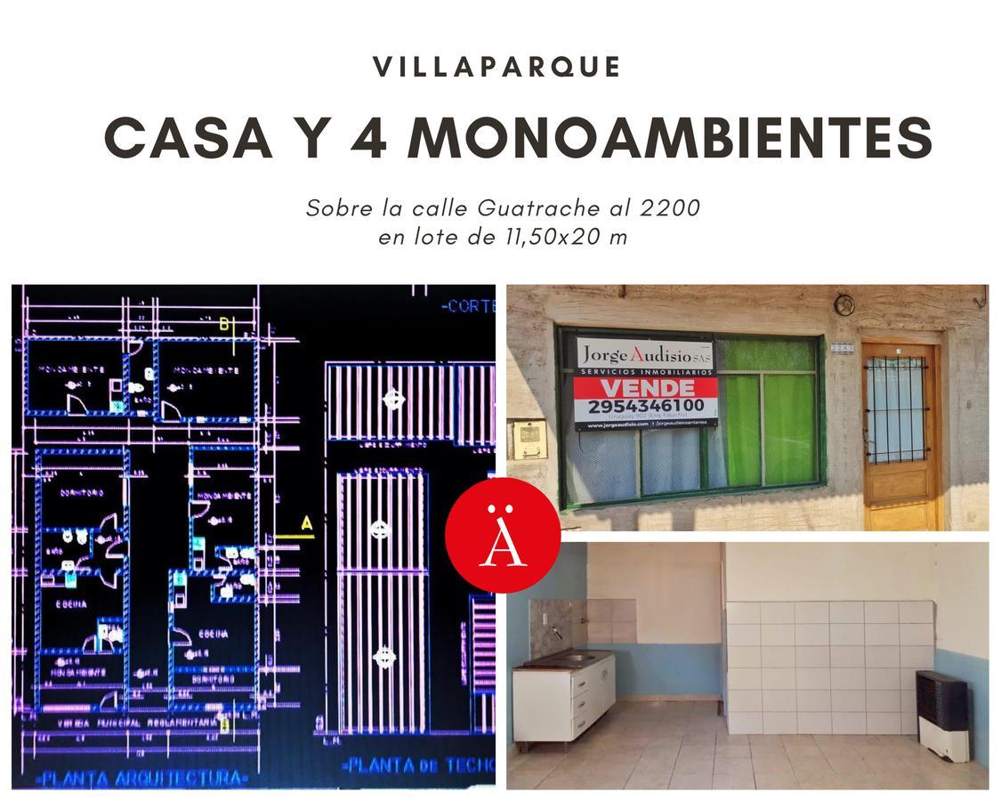 Foto Casa en Venta en  Santa Rosa,  Capital  Guatrache al 2200