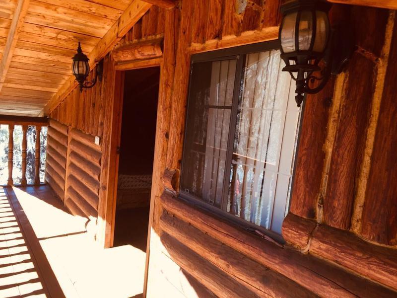 Foto Quinta en Venta en  Congregacion Cieneguilla,  Santiago  CABAÑA NUEVA EN VENTA CIENEGA DE GONZALEZ NUEVO LEON