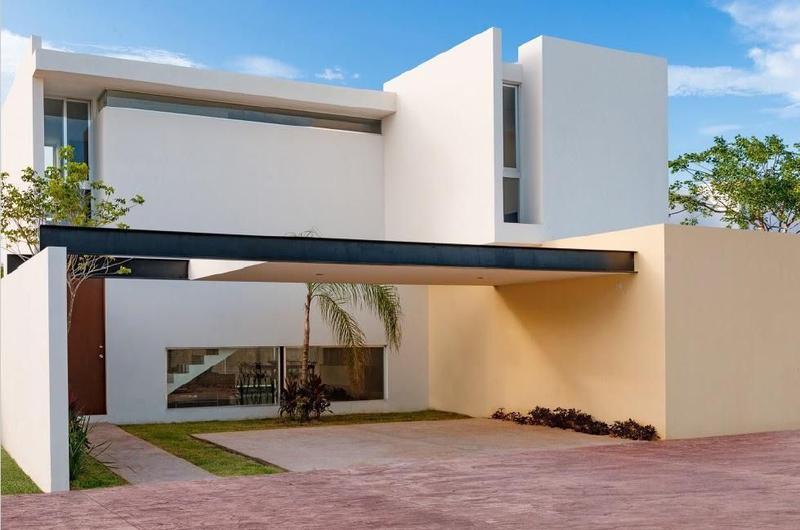 Foto Casa en condominio en Venta en  Pueblo Dzitya,  Mérida  BELLA CASA MODELO PREMIER EN PRIVADA CAMPOCIELO, DZITYA