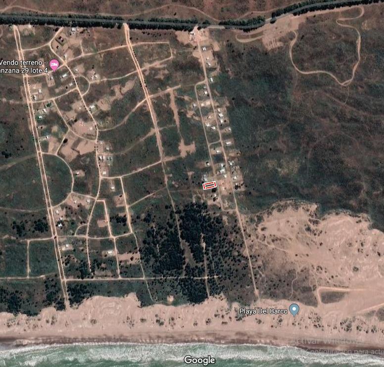 Foto Terreno en Venta en  Pehuen Co,  Coronel Rosales  Pueblo Darwin - Pehuen Co