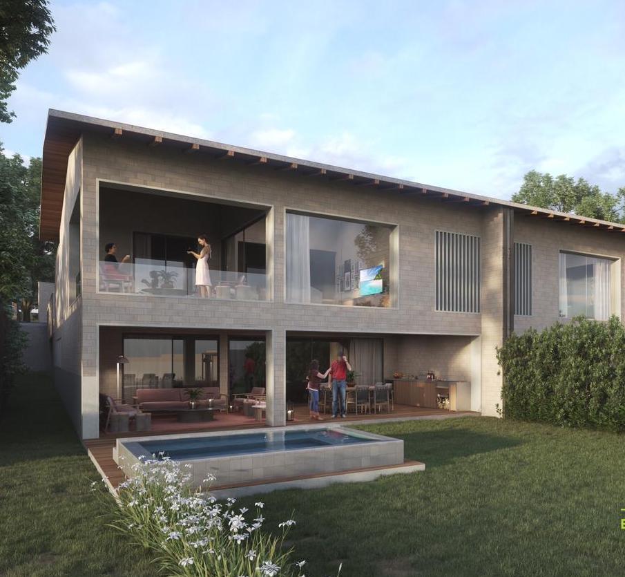 Foto Casa en condominio en Venta en  Valle de Bravo ,  Edo. de México  Exclusivas casas nuevas en Condominio con acceso al Lago Valle de Bravo
