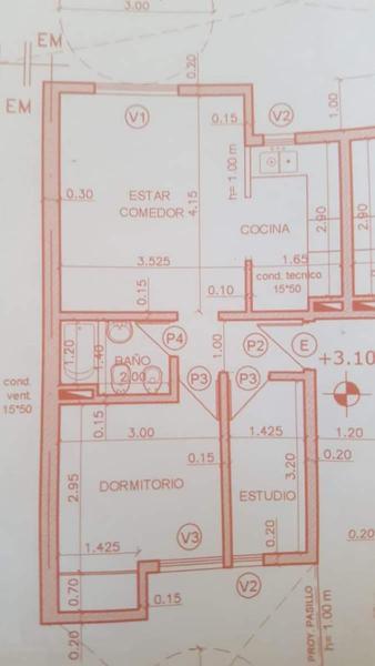 Foto Departamento en Venta en  Alto Alberdi,  Cordoba Capital  DEPARTAMENTO 2 DORM EN VENTA ALTO ALBERDI