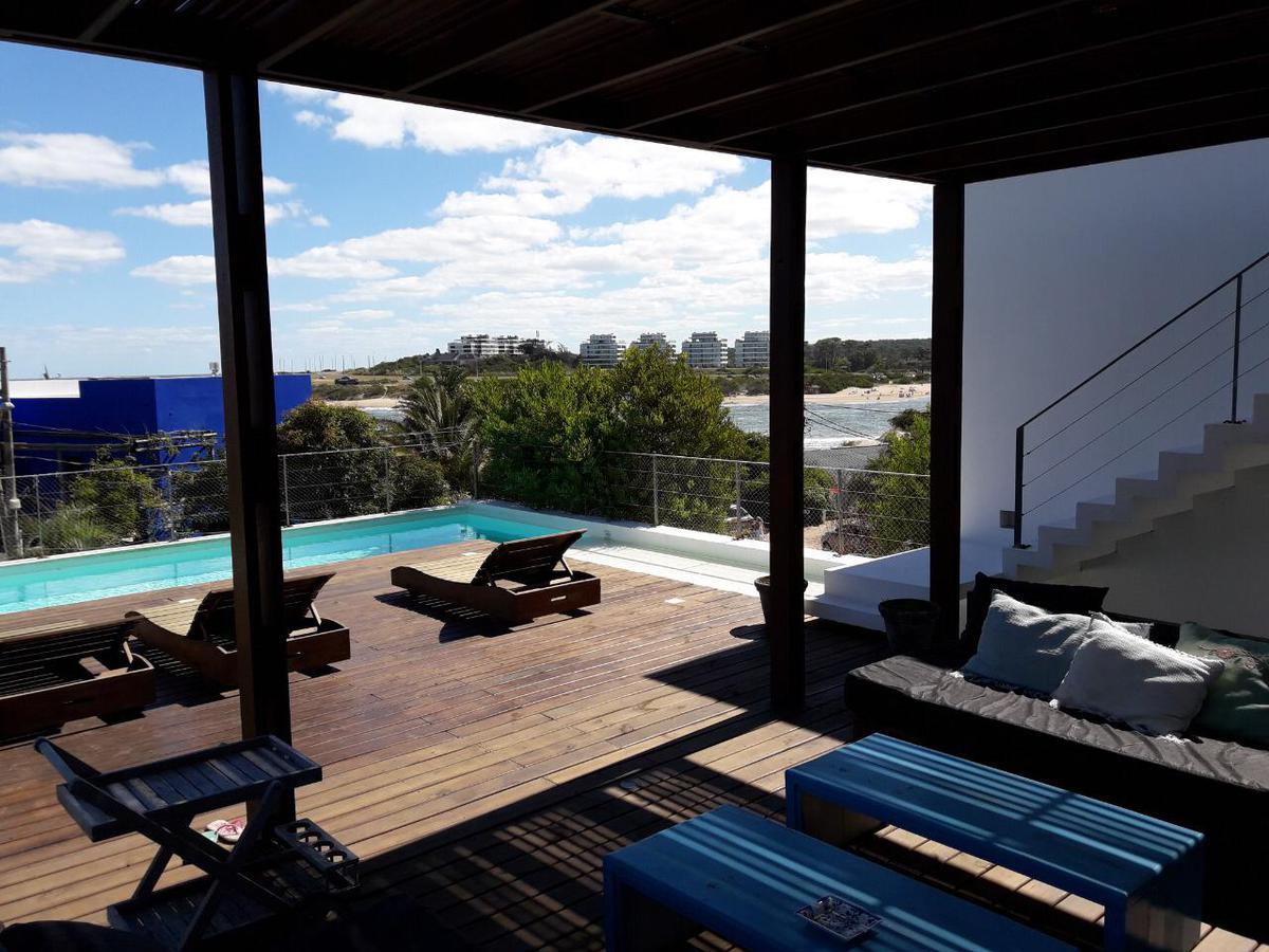 Foto Casa en Alquiler temporario en  La Barra ,  Maldonado  DESEMBOCADURA  Y EL MAR