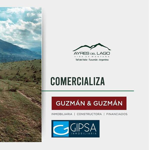 Foto Terreno en Venta en  Tafi Del Valle ,  Tucumán  AYRES DEL LAGO TAFI DEL VALLE LOTE 900m2