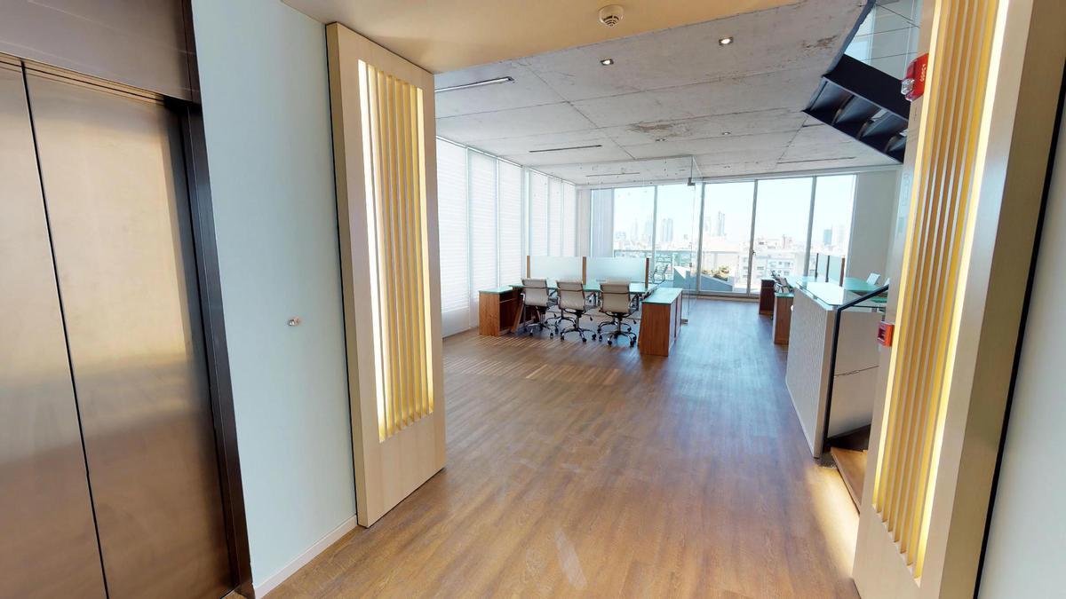 Foto Oficina en Venta en  Monserrat,  Centro  Lima al 500