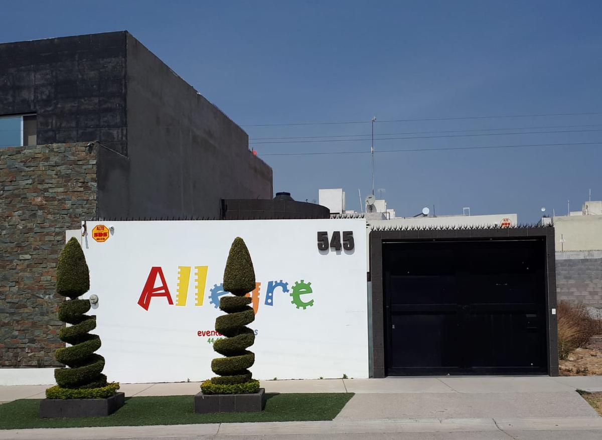 Foto Local en Renta en  San Luis Potosí ,  San luis Potosí  TERRENO EN RENTA EN VILLAMAGNA, SAN LUIS POTOSI