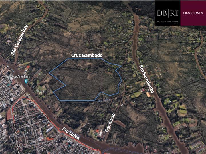 Foto Terreno en Venta en  Tigre ,  G.B.A. Zona Norte  Río Gambado - Delta