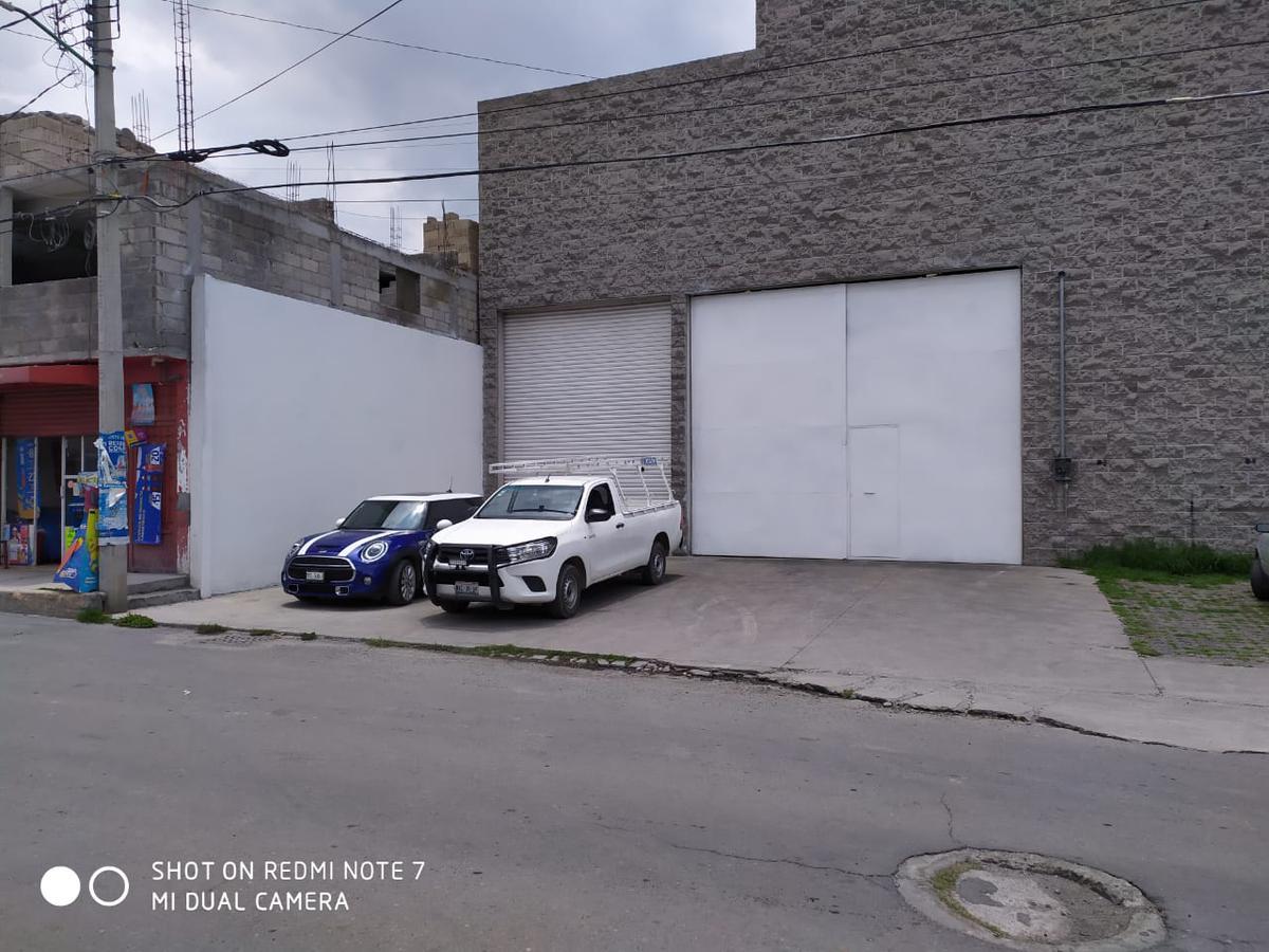 Foto Bodega Industrial en Renta en  Alvaro Obregón,  San Mateo Atenco  Alvaro Obregón