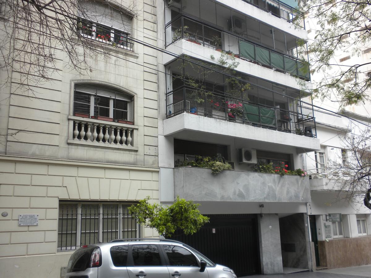 Foto Departamento en Alquiler en  Barrio Norte ,  Capital Federal  Beruti 2536 1º 3