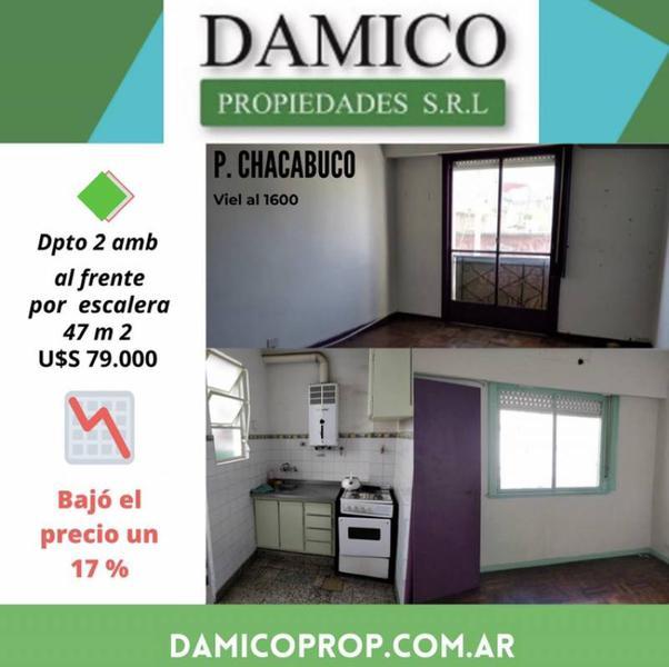 Foto Departamento en Venta en  Parque Chacabuco ,  Capital Federal  Viel al 1600