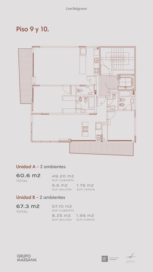 Foto Departamento en Venta en  Palermo ,  Capital Federal  Teodoro Garcia al 2600