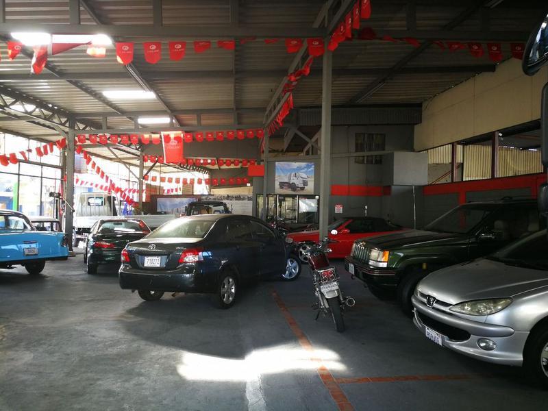 Foto Local en Renta en  Mata Redonda,  San José  Local Comercial en San José con 43 m de Exposición