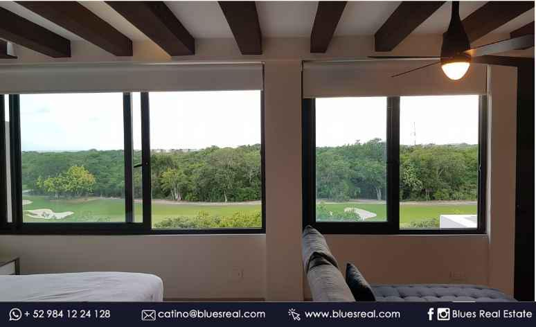 Picture Land in Rent in  Solidaridad ,  Quintana Roo  Studio for rent at the Grand Coral Rivera Maya resort in Playa del Carmen | Blues Real | Code 954