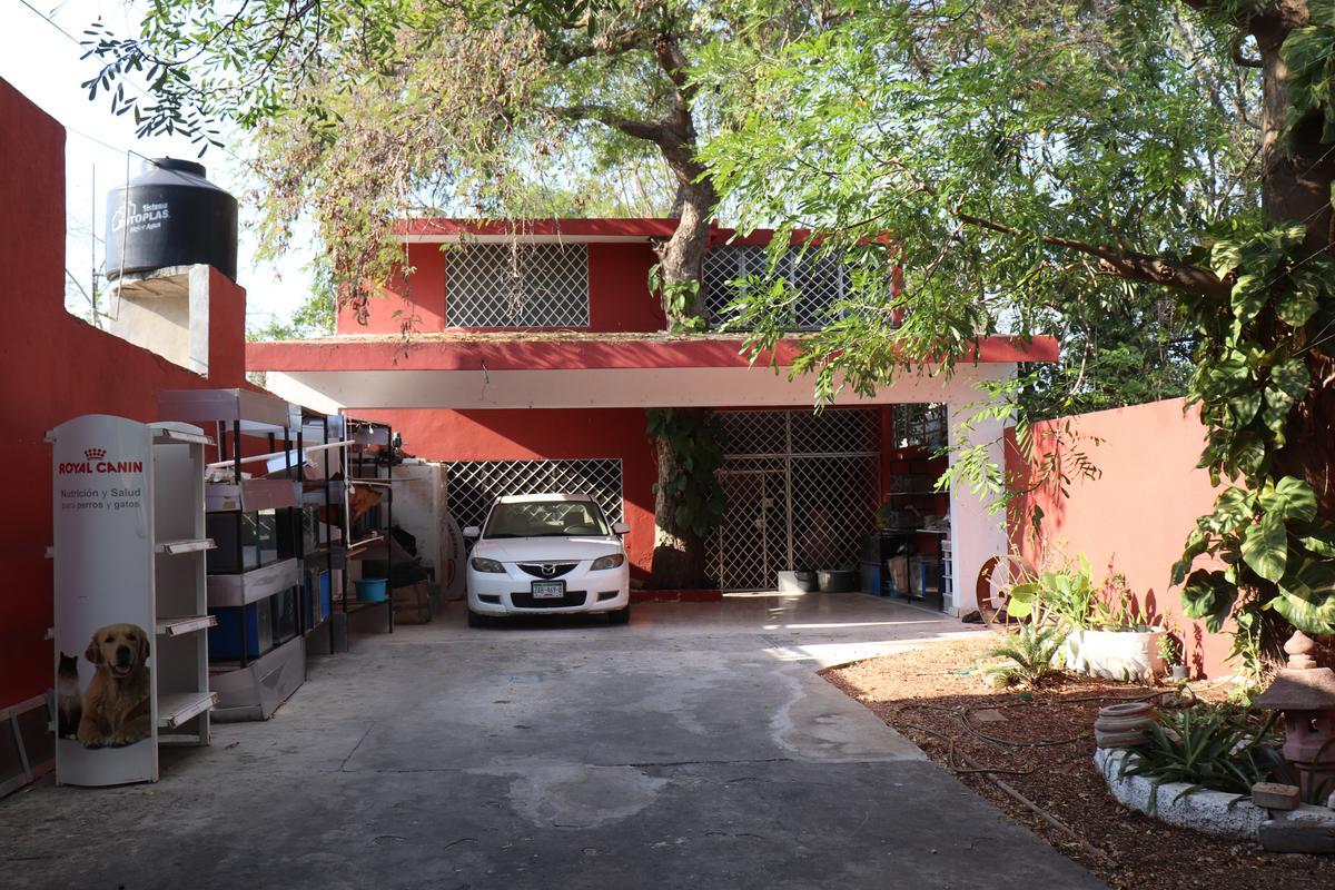 Foto Casa en Venta en  Merida Centro,  Mérida  Casa en venta en Merida, amplio terreno, oportunidad