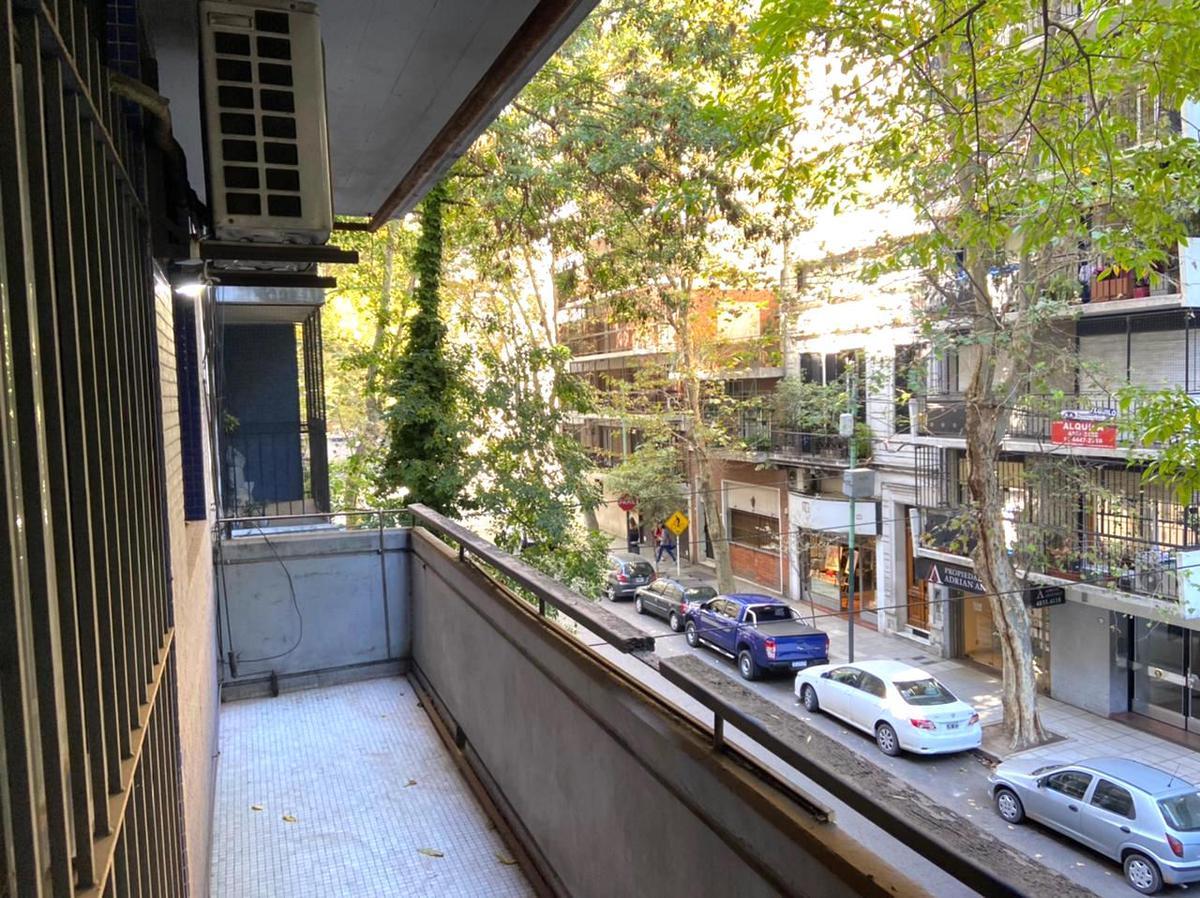 Foto Departamento en Alquiler en  Palermo ,  Capital Federal  Arenales al 3600
