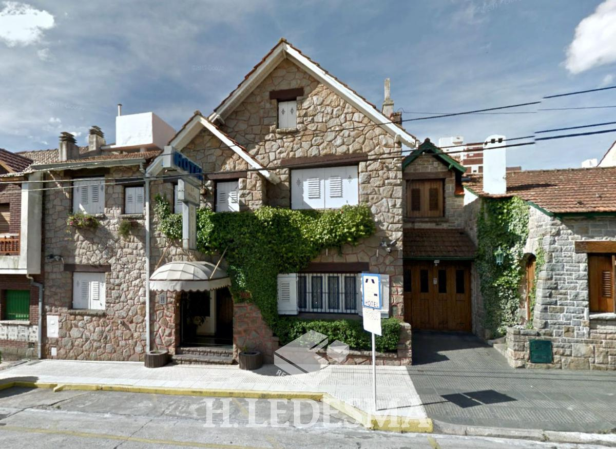 Foto Hotel en Venta en  Guemes ,  Mar Del Plata  FALUCHO 1200