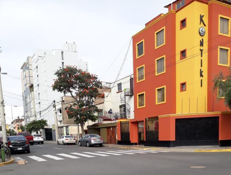 Foto Hotel en Venta en  Miraflores,  Lima  Calle Piura