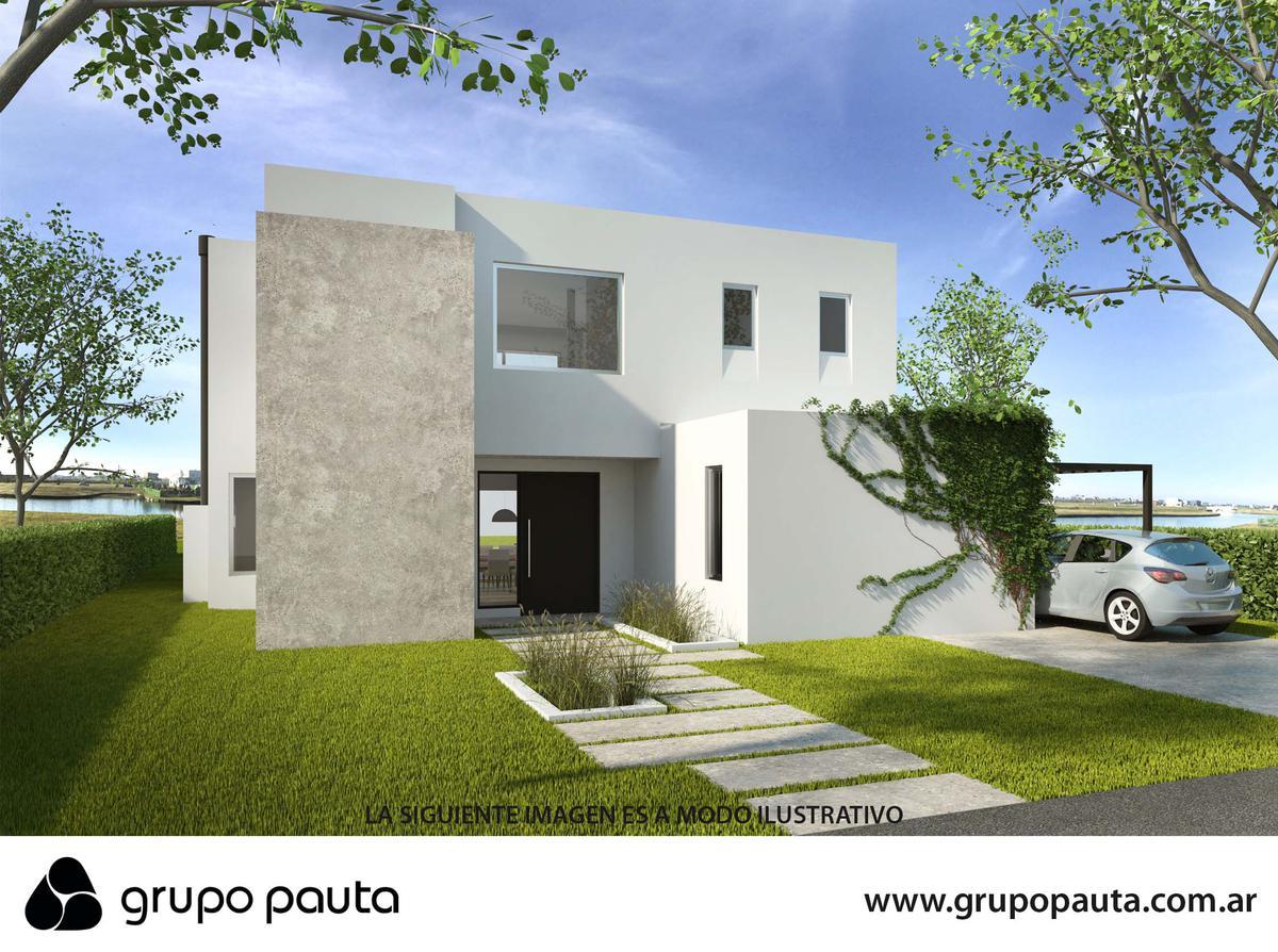 Foto Casa en Venta |  en  Ceibos,  Puertos del Lago  Los ceibos al 200