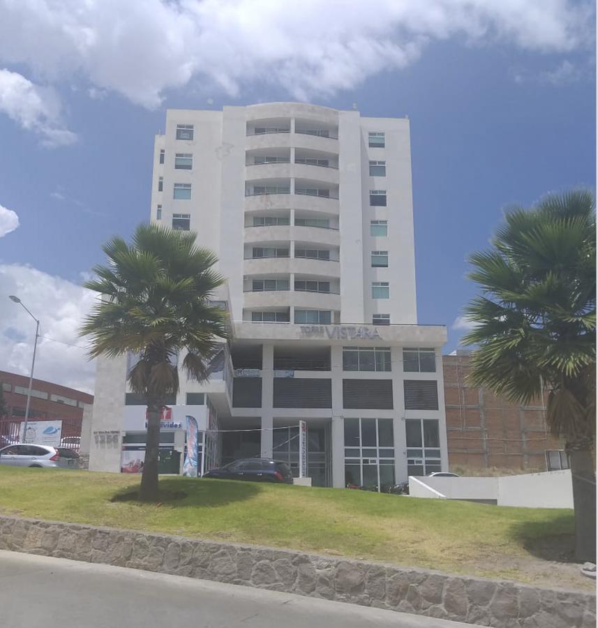 Foto Departamento en Renta en  San Luis Potosí ,  San luis Potosí  DEPARTAMENTO AMUEBLADO EN RENTA EN TORRE VISTARA, SAN LUIS POTOSI