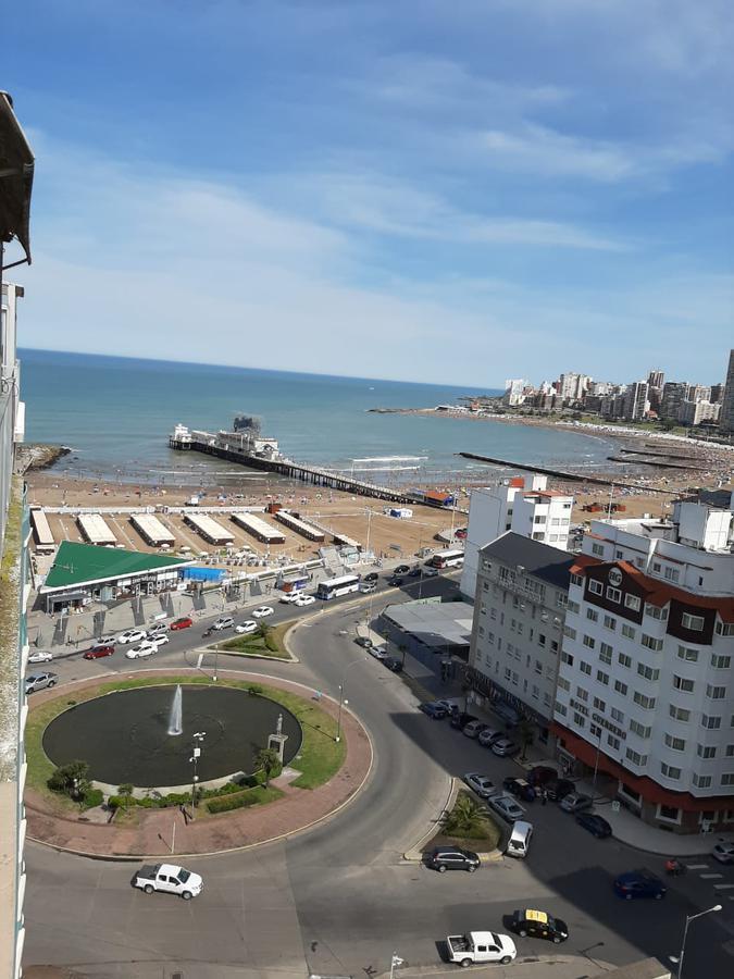 Foto Departamento en Venta en  Mar Del Plata ,  Costa Atlantica  VISTA AL MAR departamento 2 ambientes con dependencia en VENTA
