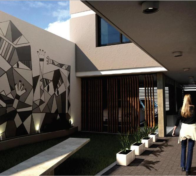 Foto Departamento en Venta en  Luis Agote,  Rosario  Castellanos  458 1° F