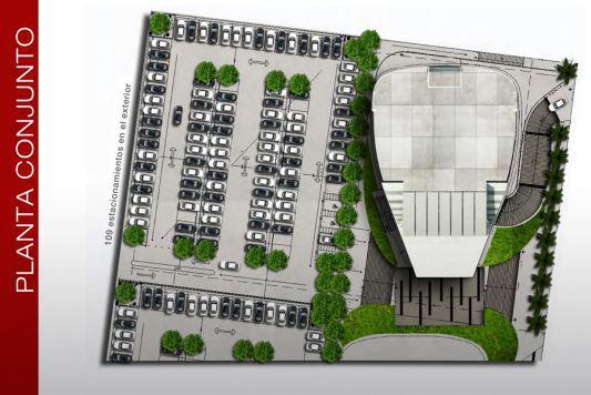 Foto Edificio Comercial en Renta en  Fraccionamiento Jardines de los Pirules,  Aguascalientes  Renta de Oficinas al Poniente en corredor Comercial