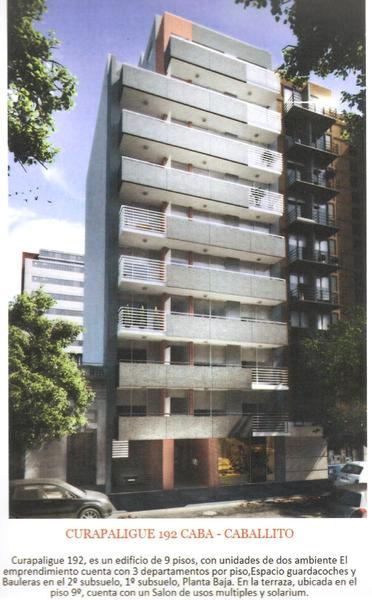Foto Departamento en Venta en  Caballito ,  Capital Federal  Curapaligue 192